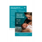 Flyer La Leche League (400 stuks)
